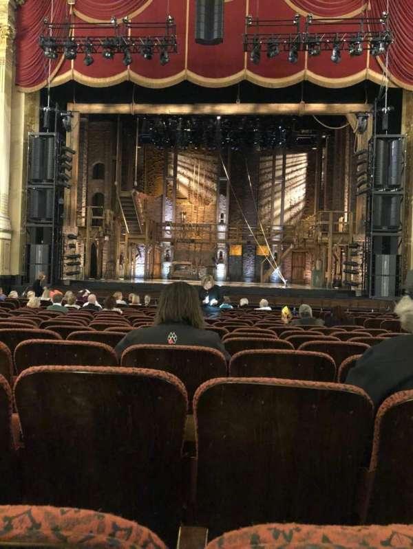 Boston Opera House, Abschnitt: ORCCTR, Reihe: N, Platz: 104