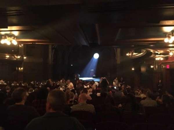Lyric Theatre, Abschnitt: Orchestra R, Reihe: X, Platz: 28