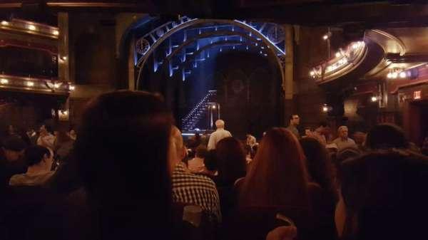 Lyric Theatre, Abschnitt: Orchestra R, Reihe: V, Platz: 26