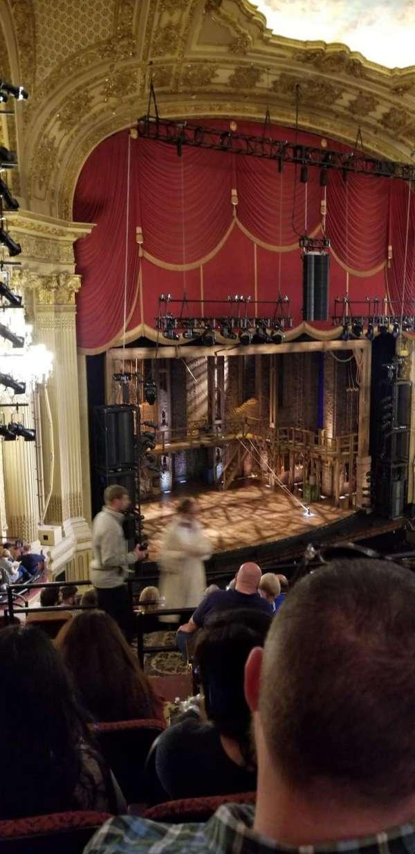 Boston Opera House, Abschnitt: Mezzanine Left, Reihe: G, Platz: 35