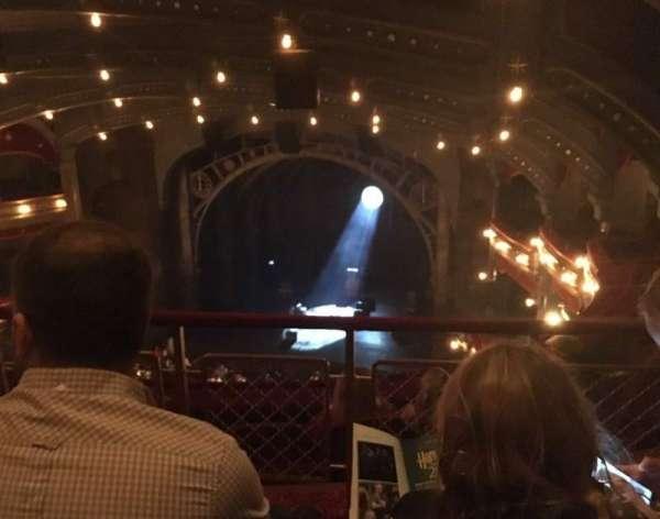 Lyric Theatre, Abschnitt: Balcony, Reihe: D, Platz: 18