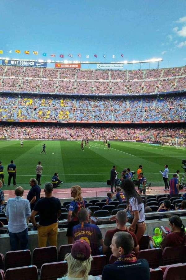 camp nou, heimat von fc barcelona