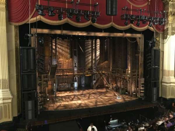 Boston Opera House, Abschnitt: Dress Circle Left Center, Reihe: AA, Platz: 13