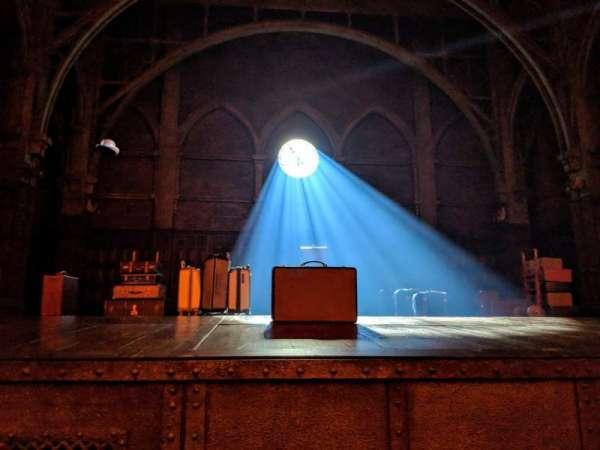 Lyric Theatre, Abschnitt: Orchestra, Reihe: A, Platz: 1
