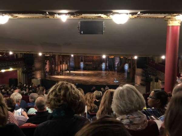 CIBC Theatre, Abschnitt: Dress Circle, Reihe: H, Platz: 226