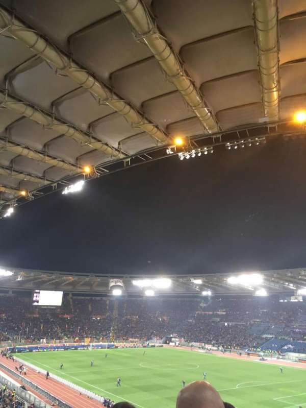 Stadio Olimpico, Abschnitt: 44AD, Reihe: 48