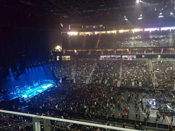 T-Mobile Arena, Abschnitt: 205, Reihe: A, Platz: 19