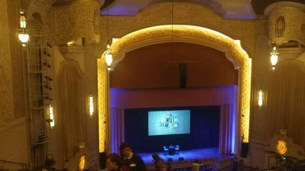 Arlene Schnitzer Concert Hall, Abschnitt: B, Reihe: R, Platz: 10