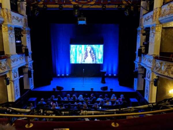 Garrick Theatre, Abschnitt: Dress Circle, Reihe: B, Platz: 13