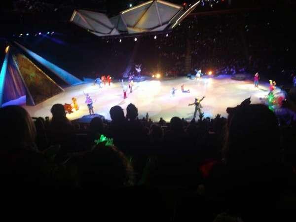 Little Caesars Arena, Abschnitt: 121, Reihe: 19, Platz: 14