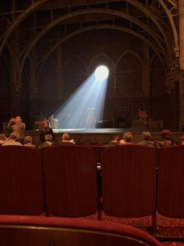 Lyric Theatre, Abschnitt: Right Orchestra, Reihe: L, Platz: 14