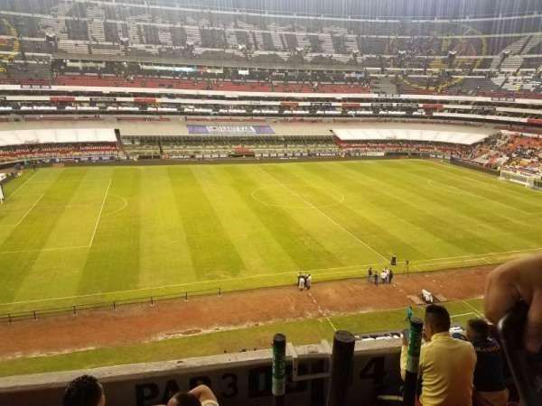 Estadio Azteca, Abschnitt: 303, Reihe: D, Platz: 21