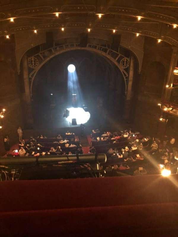 Lyric Theatre, Abschnitt: BALCCF, Reihe: A, Platz: 103