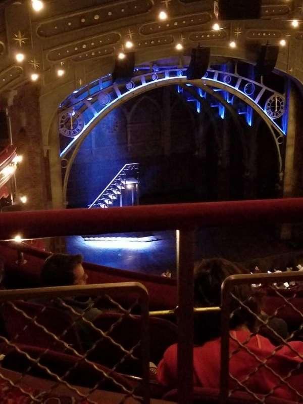 Lyric theatre , Abschnitt: Balcony, Reihe: C, Platz: 16 and 17