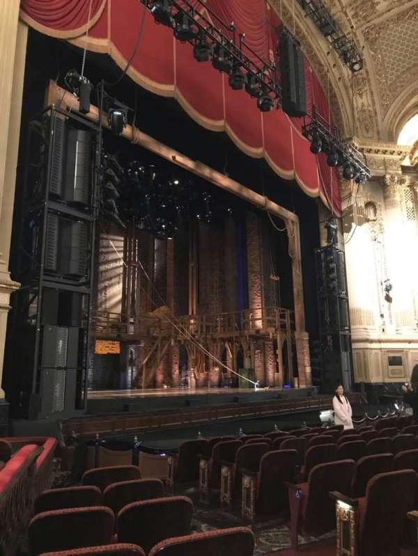 Boston Opera House, Abschnitt: LORCLV, Reihe: G, Platz: 35