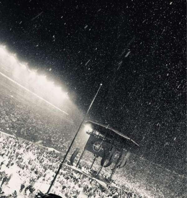 Notre Dame Stadium, Abschnitt: 16, Reihe: 52, Platz: 8