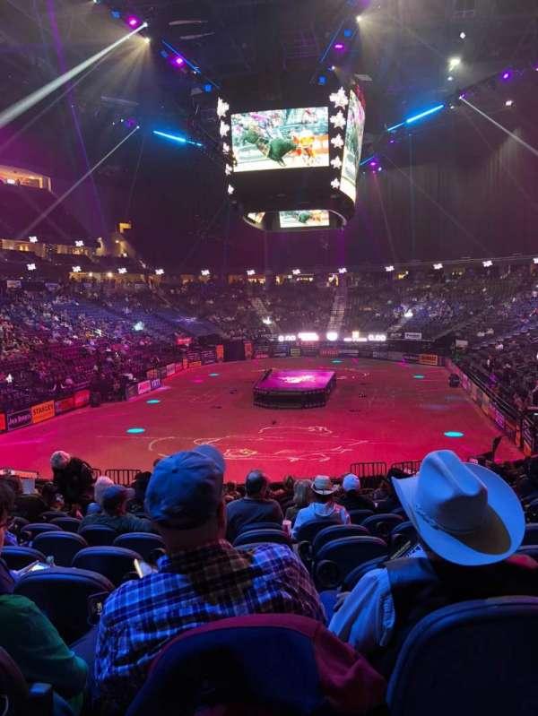 T-Mobile Arena, Abschnitt: 11, Reihe: R, Platz: 11
