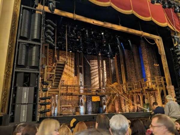 Boston Opera House, Abschnitt: orchlc, Reihe: c, Platz: 13