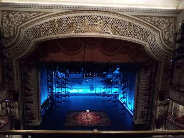 Cort Theatre, Abschnitt: Balcony C, Reihe: C, Platz: 105