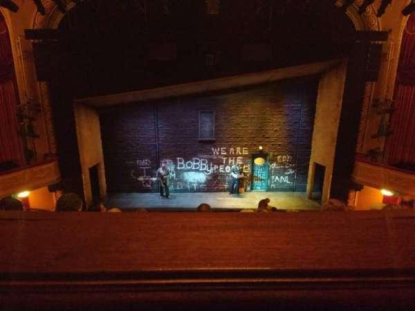 Bernard B. Jacobs Theatre, Abschnitt: Mezzanine, Reihe: E, Platz: 108