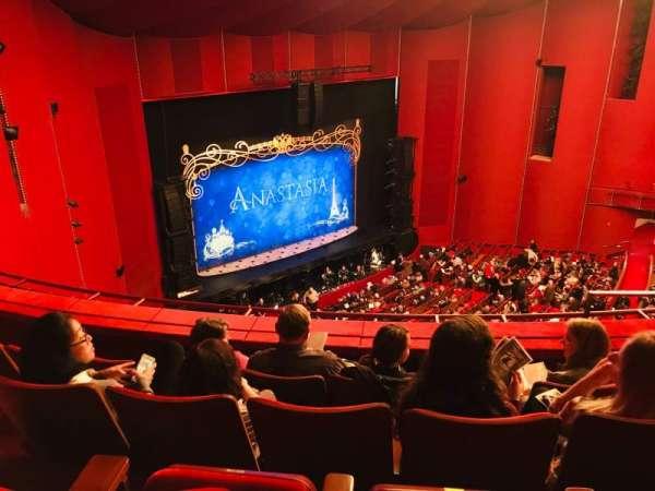 The Kennedy Center Opera House, Abschnitt: T2, Reihe: D, Platz: 9