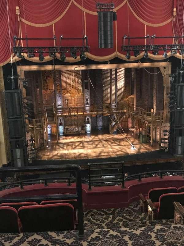Boston Opera House, Abschnitt: MezzLC, Reihe: A, Platz: 113