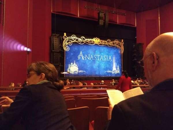The Kennedy Center Opera House, Abschnitt: Orchestra, Reihe: W, Platz: 7