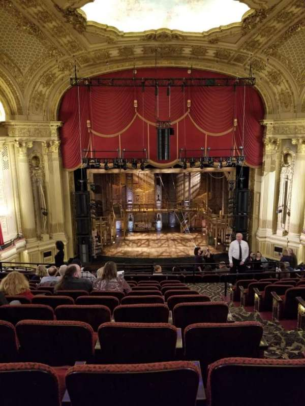 Boston Opera House , Abschnitt: Mezz Left Center, Reihe: J, Platz: 103