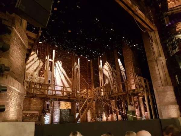 CIBC Theatre, Abschnitt: Orchestra Left, Reihe: E, Platz: 13