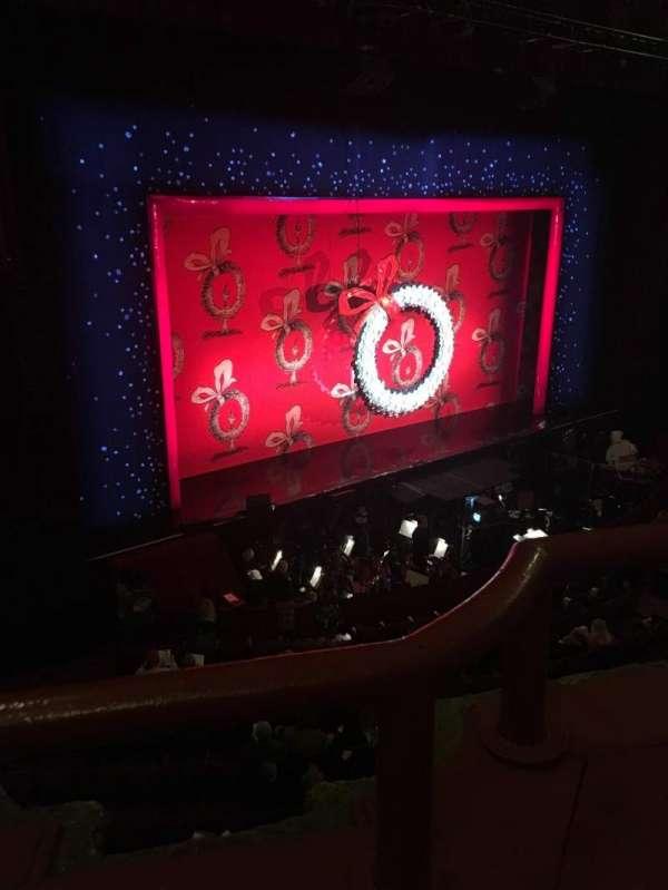 Chicago Theatre, Abschnitt: Loge2L, Reihe: AA, Platz: 213