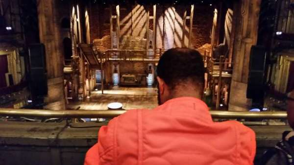 CIBC Theatre, Abschnitt: MEZZRC, Reihe: B, Platz: 302