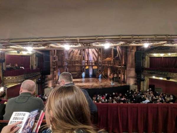 CIBC Theatre, Abschnitt: drcrlc, Reihe: c, Platz: 221