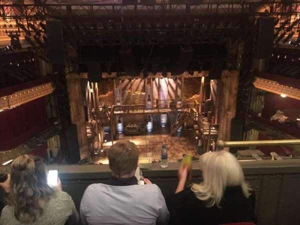 CIBC Theatre, Abschnitt: Balcony, Reihe: C, Platz: 403