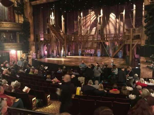 Richard Rodgers Theatre, Abschnitt: Orch, Reihe: N, Platz: 12