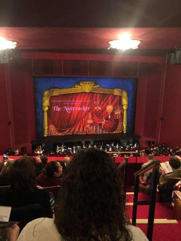 The Kennedy Center Opera House, Abschnitt: First Tier-Left, Reihe: F, Platz: 101
