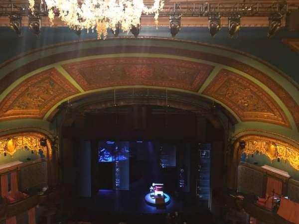Curran Theater, Abschnitt: Balcony, Reihe: E, Platz: 110