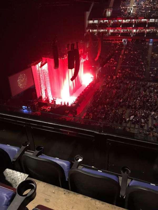 The O2 Arena, Abschnitt: 403, Reihe: C, Platz: 501
