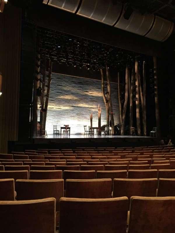 Ahmanson Theatre, Abschnitt: Orch, Reihe: L, Platz: 40