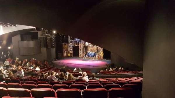 Broadway playhouse, Abschnitt: Right, Reihe: Q, Platz: 8