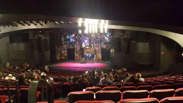 Broadway playhouse, Abschnitt: Right, Reihe: Q, Platz: 1