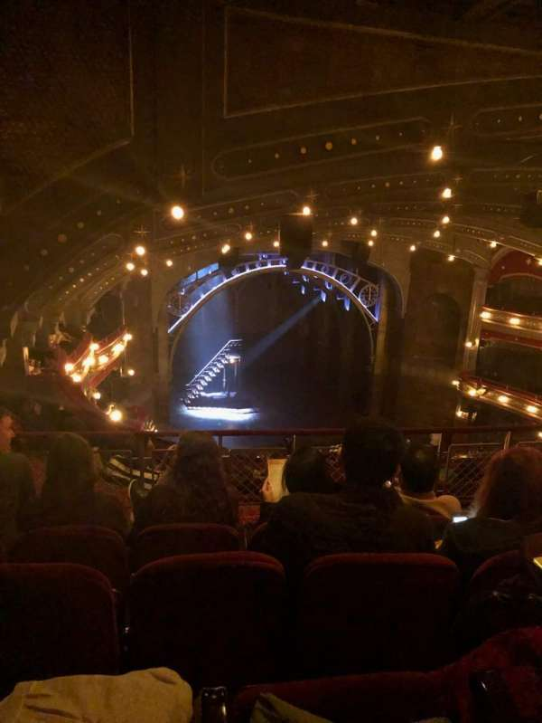 Lyric Theatre, Abschnitt: BALCONY L, Reihe: F, Platz: 21