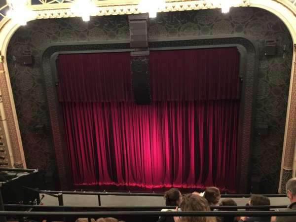 New York City Center, Abschnitt: Balcony, Reihe: D, Platz: 136