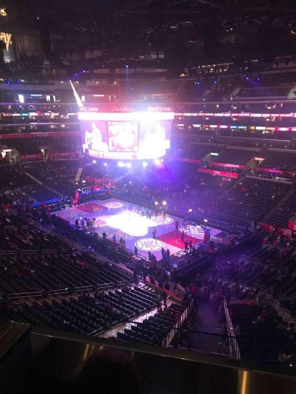 Staples Center, Abschnitt: Suite C2, Platz: GA