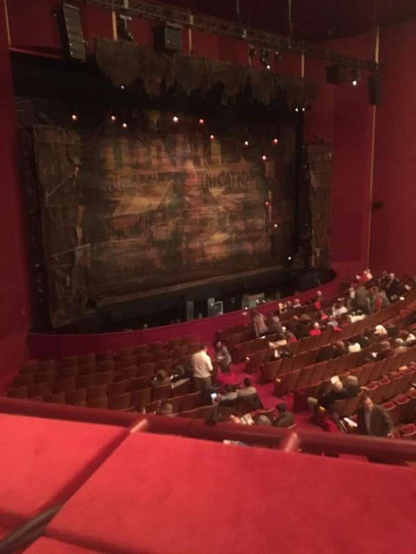 The Kennedy Center Opera House, Abschnitt: Box 13, Platz: 1