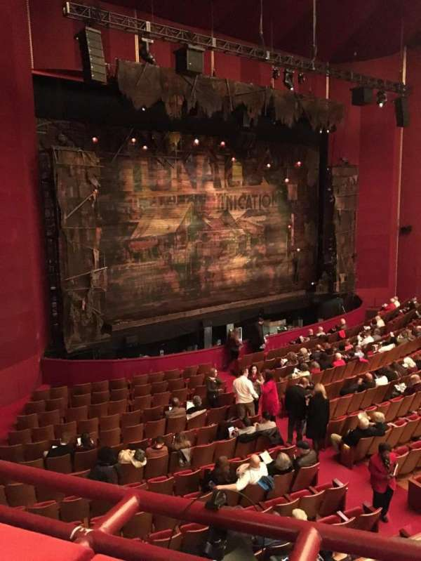 The Kennedy Center Opera House, Abschnitt: Box 13, Reihe: 1, Platz: 2
