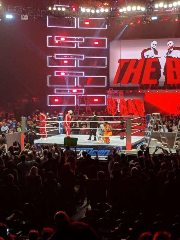 T-Mobile Arena, Abschnitt: 12, Reihe: B, Platz: 2