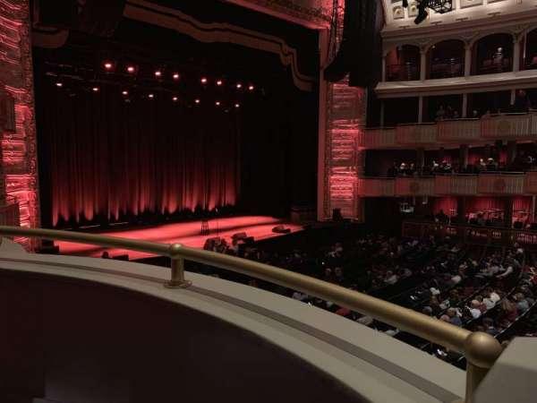 The Met Philadelphia, Abschnitt: Grande Salle Box 13, Reihe: A, Platz: 3