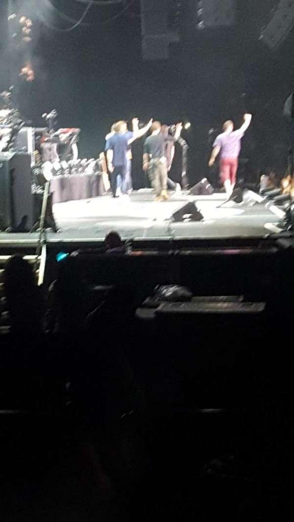 Hard Rock Live at Etess Arena, Abschnitt: 214, Reihe: D