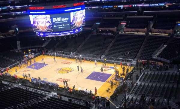 Staples Center, Abschnitt: 332, Reihe: 8, Platz: 6