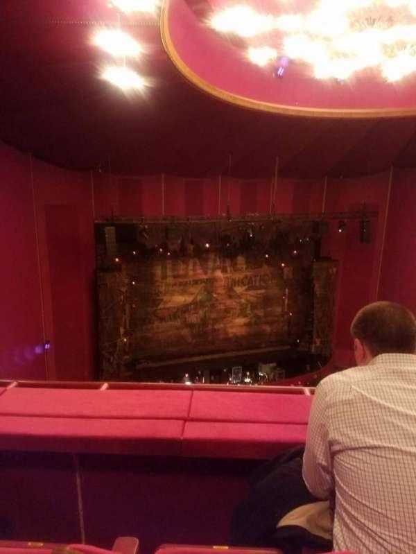 The Kennedy Center Opera House, Abschnitt: 2nd Tier, Reihe: B, Platz: 123